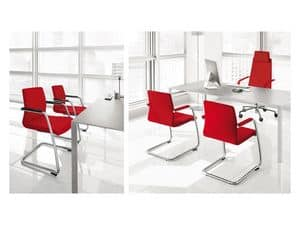 Picture of Mode TC > strip version, waiting area chairs