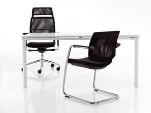 Picture of Q-Easy > Mesh version, task office chair