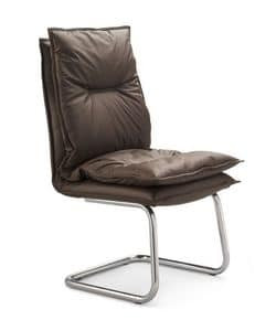 Picture of URANIA UR154, chairs with metal frame