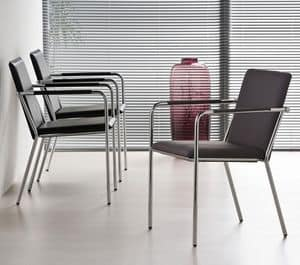 Picture of Vivo, modern chair with arms