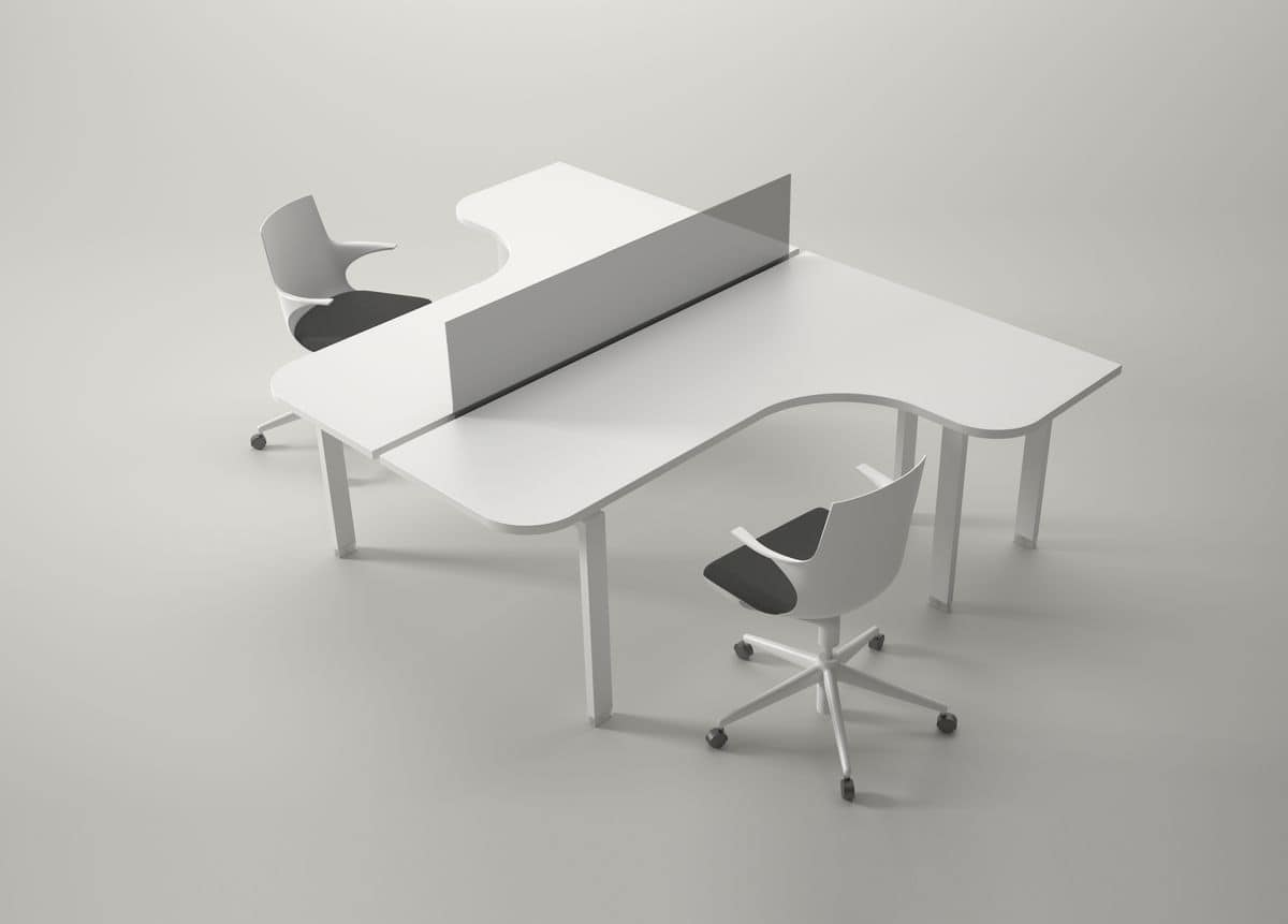 System Operating Tables, Modern And Functional Offices