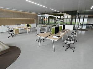 Picture of E-PLACE, office work areas