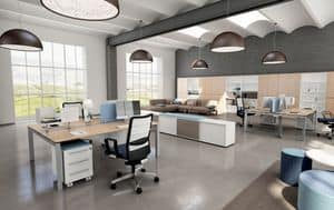 Picture of ENTITY 2, design office tables