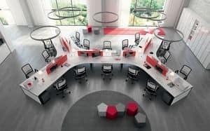 Picture of ENTITY 5, modern desks