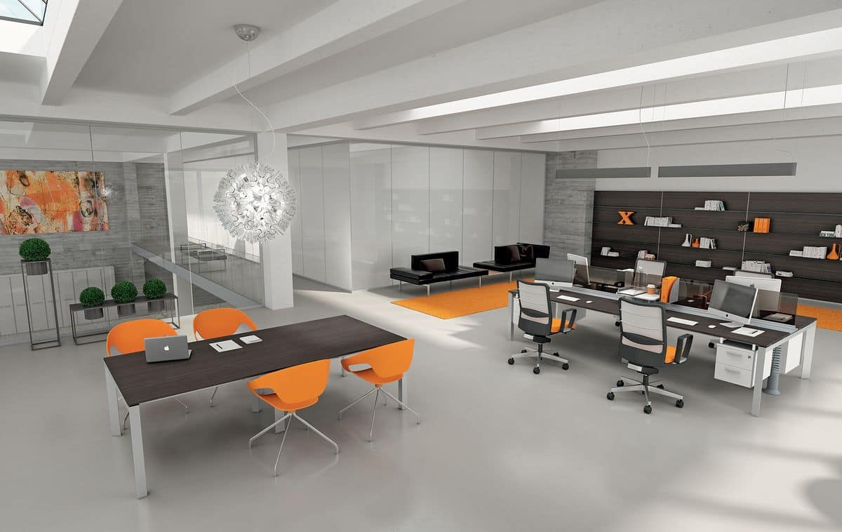 Modern office system practices idfdesign for Modern office area