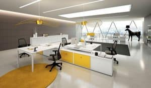 Picture of GAP, modular office systems