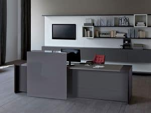 Picture of Loop In reception, suitable for bank