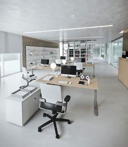 Picture of NOBU 4, office work areas
