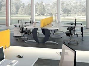 Picture of IKS, office furniture composition