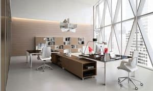 Picture of TAY 1, desks with dividing panel