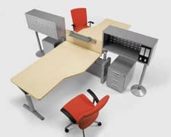 Office modular systems Vela