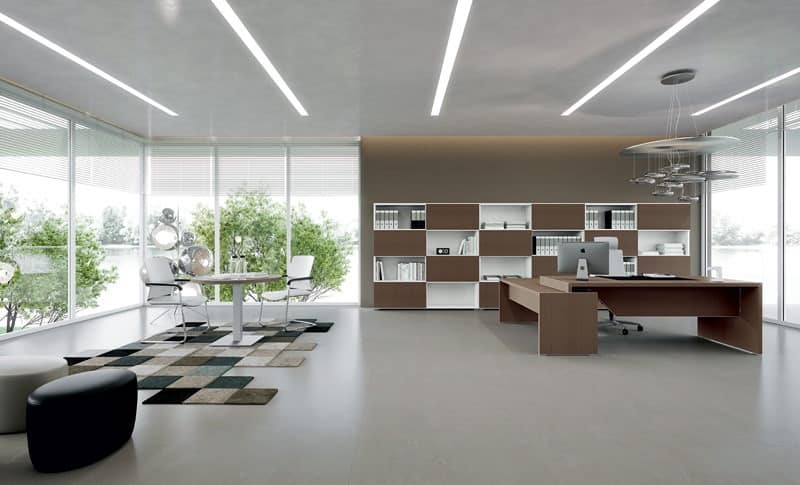 modern office systems workstation | idfdesign