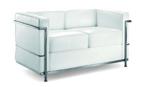 Metal 161 162, Fire-retardant sofas for office and contract