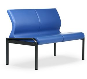 SEDOFF ONE 402 S, Lean sofa for waiting areas and offices