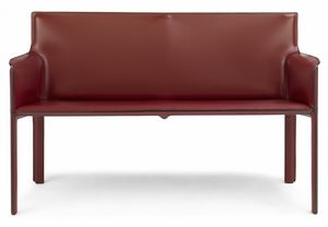 Picture of Pasqualina relax small sofa 10.0097, simple stuffed seat