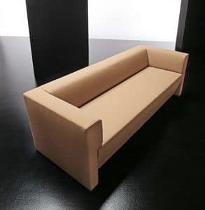 Picture of Toffee 3p, practical sofa