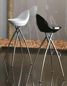 Picture of cico. H75/65, barstool with alternative design