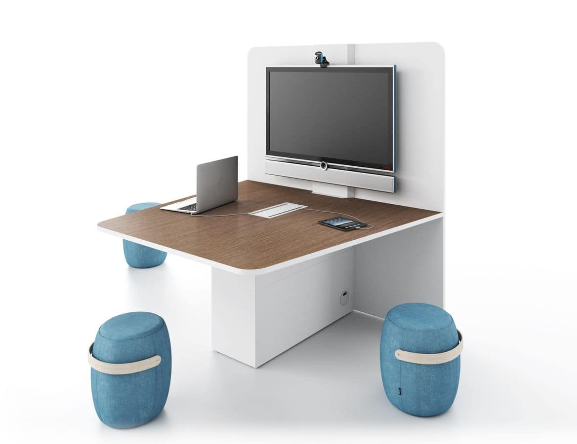 HOME P07 Office Categories index Tables Office tables Modern design