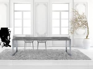 Picture of GEORGE pinewood, modern dining tables
