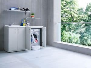 Picture of Braccio di Ferro 04, cabinet for detergents