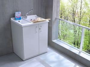 Picture of Braccio di Ferro 05, waterproof cabinets