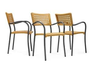 Picture of Artica, chairs for outdoors