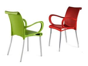 Picture of Dama anodized, water-resistant chair