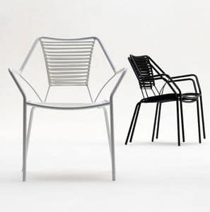 Picture of Knit Knot new armchair, chair for outdoors