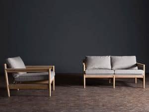 Picture of Road 141 armchair, design armchair