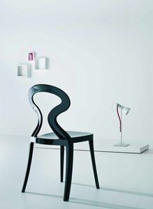 Picture of Anita cod. 89/A, resin or polymer chair