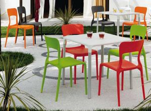 Harris, Plastic chair for outdoor bar