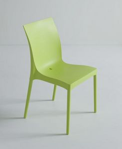 Iris, Extremely durable chair for outdoor