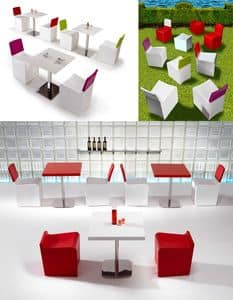 Picture of Lolly 2122, resin chairs