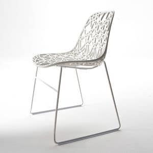 Picture of Nett SB LQ, plastic seat chairs