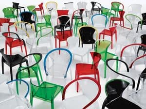 Picture of Nord, chairs with modern lines