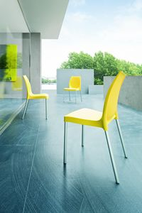 Picture of Tulip cod. 48, plastic modern chairs