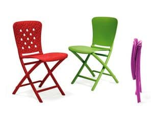 Picture of Zac Classic, chair in plastic material