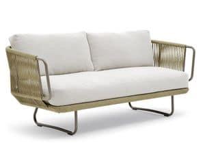 Picture of Babylon sofa, garden-loveseats