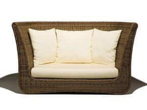 Picture of Classic sofa C5808106, outdoor sofa