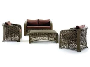 Picture of Fiore sofa, woven sofas