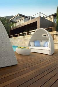 Picture of Igloo, garden loveseats