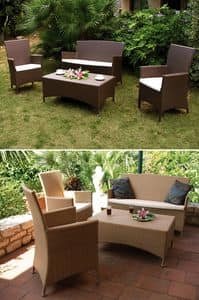Picture of Jasmine 2006, outdoor loveseats
