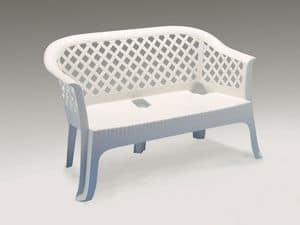 Picture of Lariana, water-resistant loveseat