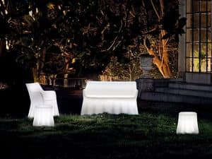 Picture of Phantom2 notte, outdoor loveseats