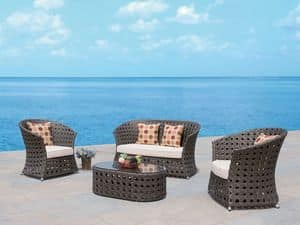 Picture of Sfera sofa, garden sofas