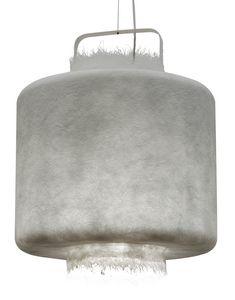 Kimono SE635V, Suspension lamp with the shape of a lantern