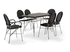 Picture of GT 971, weather-resistant table