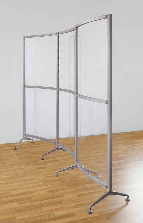 Archimede 2, Partitions extremely flexible for offices