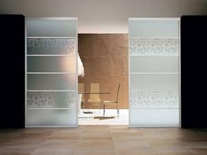 Picture of ARES partition wall, multipurpose wall panel