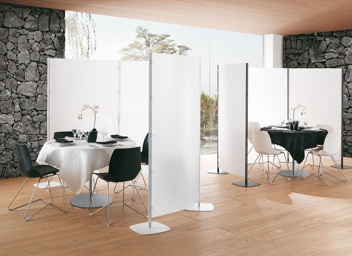Partition system for open space | IDFdesign